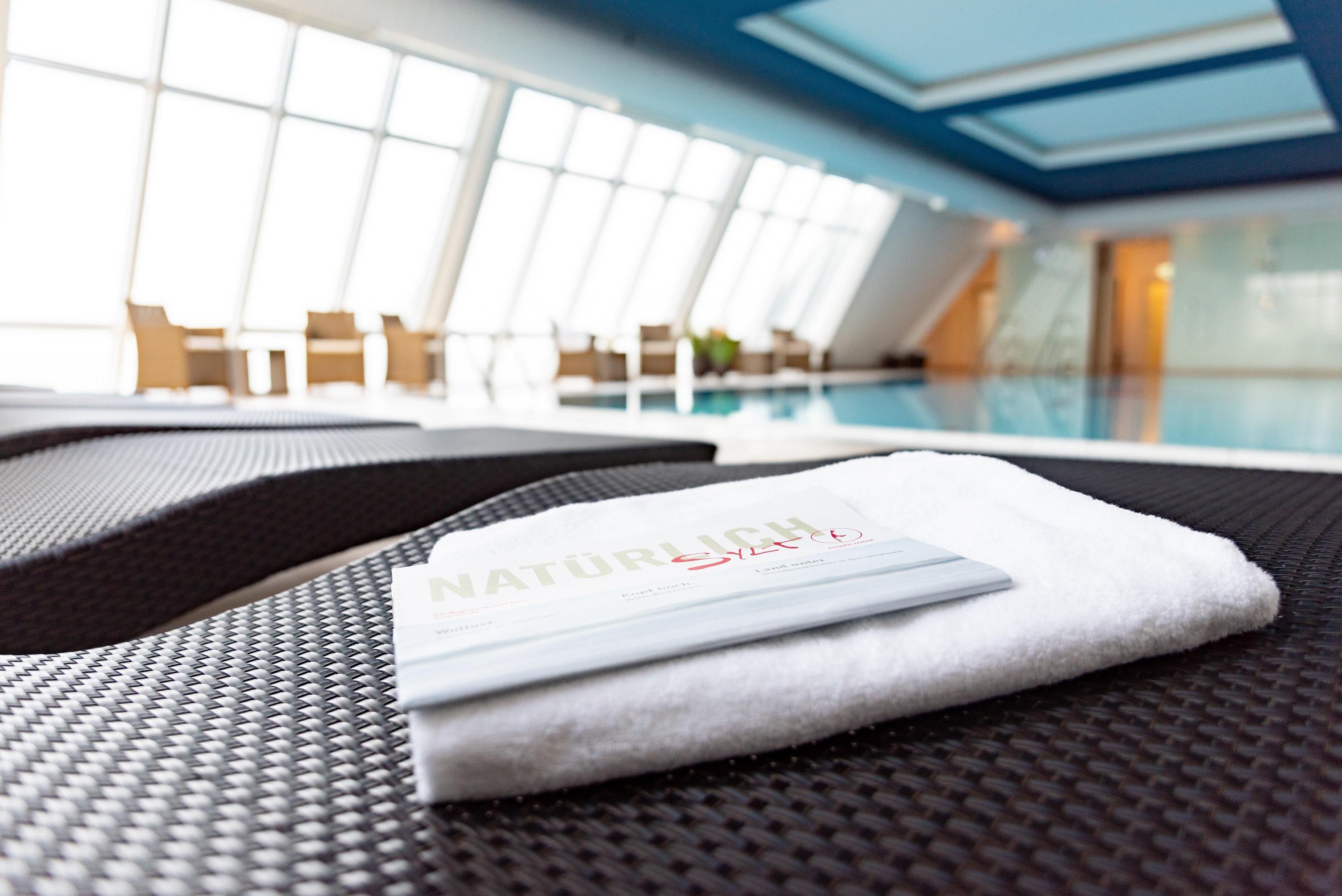 Wyn Strandhotel Sylt Pool 2 Dhm 1367