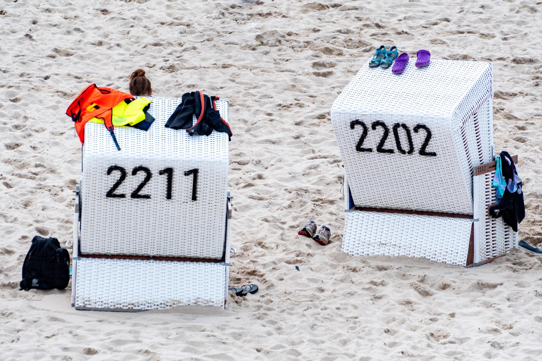 Wyn Strandhotel Sylt Ein Tag Am Strand