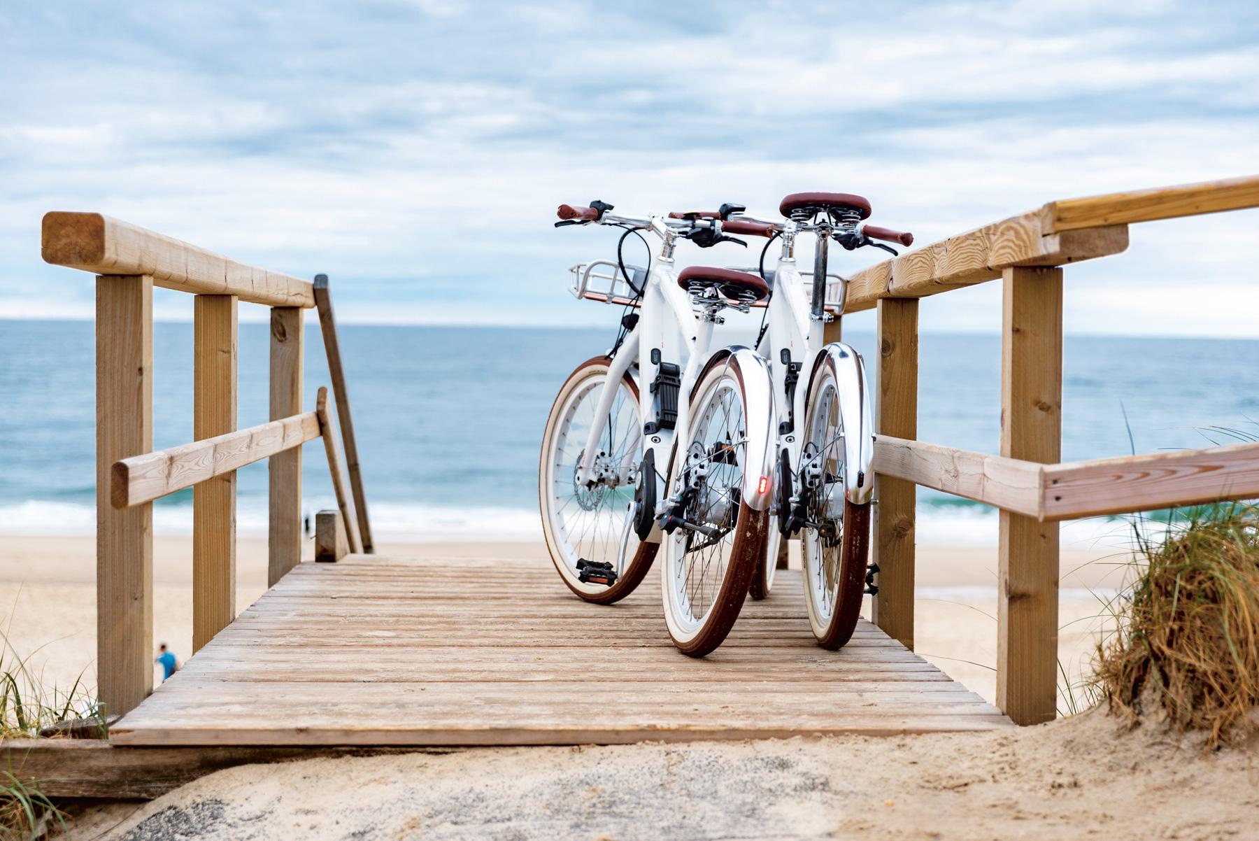 Wyn Strandhotel Sylt Mit Dem Fahrrad Die Insel Erkunden