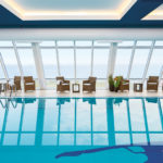 Wyn Strandhotel Sylt Spa Bereich Pool Mit Panoramablick