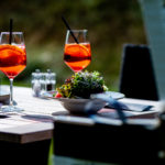 Wyn Strandhotel Sylt Terasse Restaurant