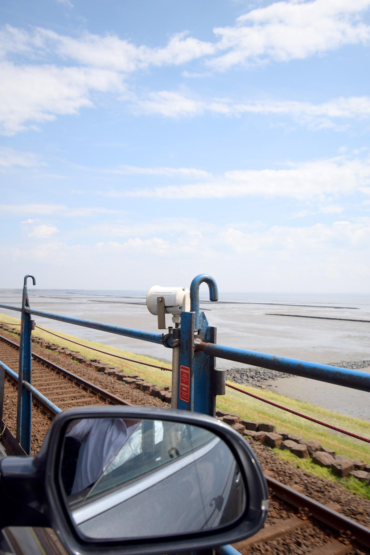 Anreise mit dem Autozug nach Sylt