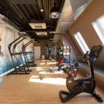 Spa Lounge Wyn Strandhotel Sylt Fitness
