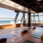 Spa Lounge Wyn Strandhotel Sylt Yoga Fitness