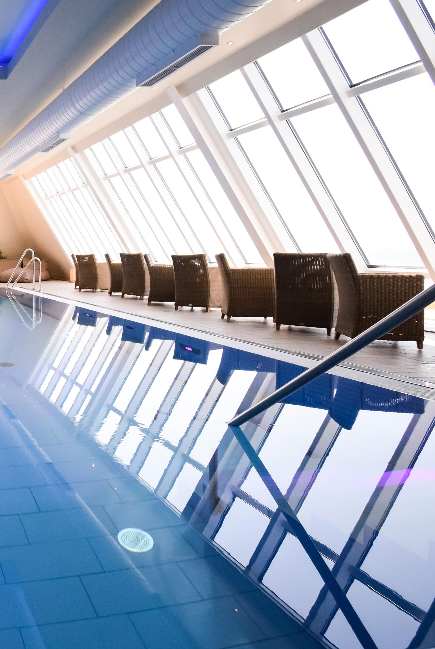 Panorama Pool Wyn Strandhotel Sylt