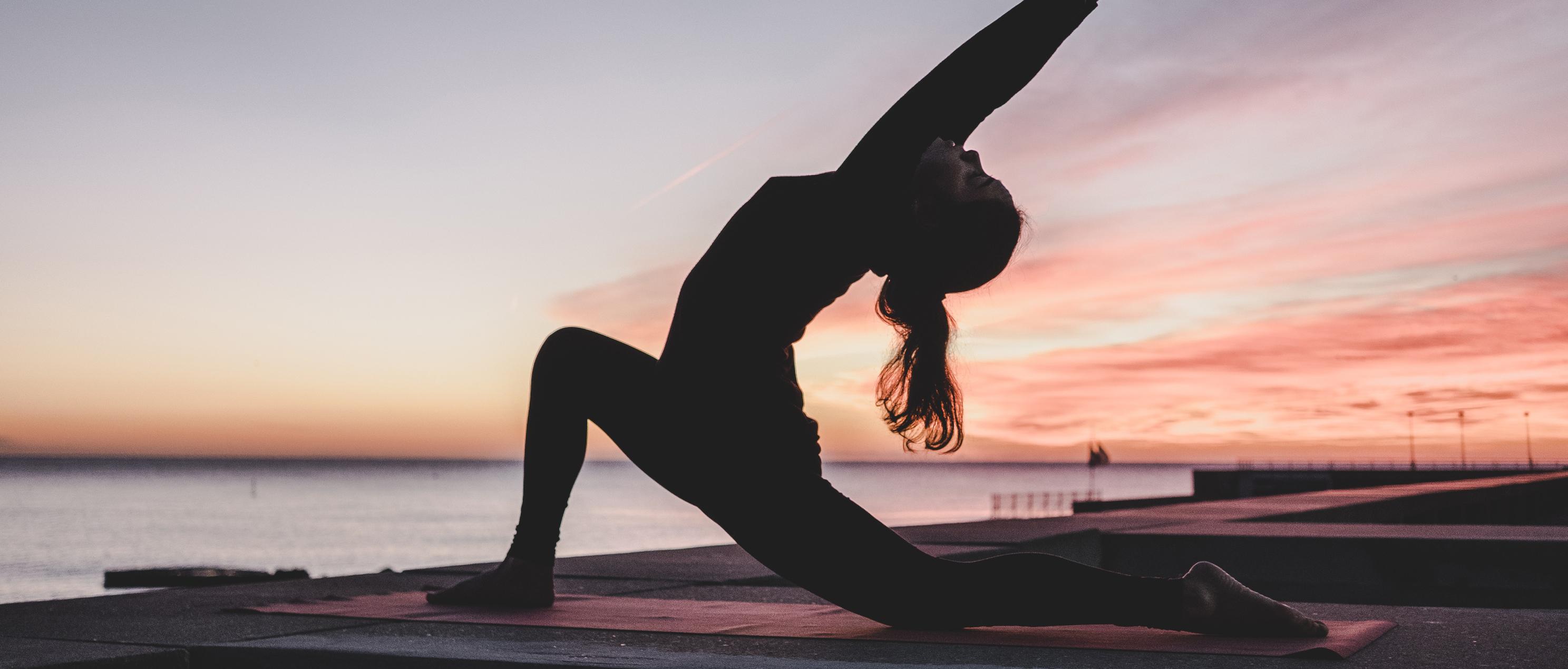 Yogazeit Im Wyn