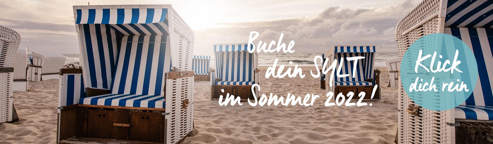 Angebote für den Sommer auf Sylt im Wyn. Strandhotel Sylt