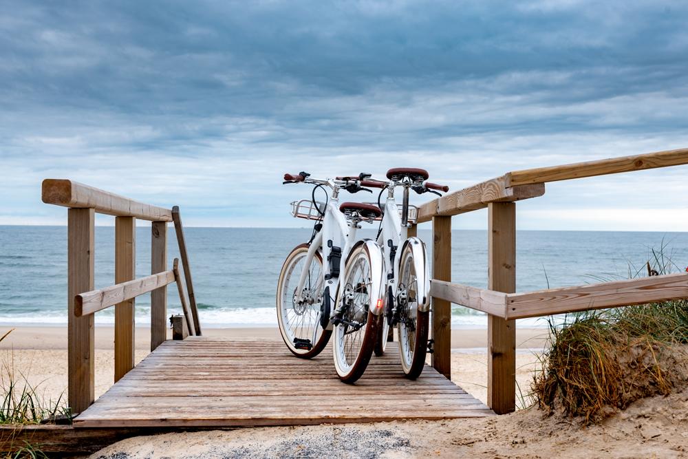 E-Bike Fahrradtour zu Ostern über die INsel Sylt beim Osterangebot vom Wyn. Strandhotel Sylt