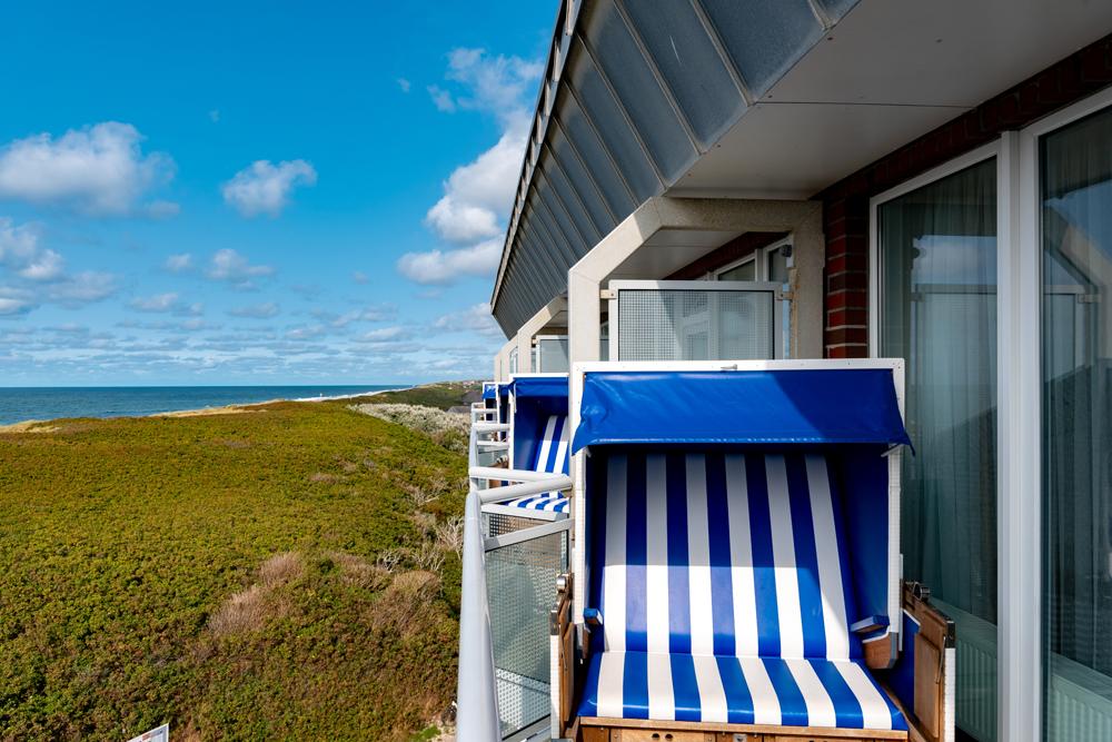 Urlaubsangebote am Meer auf Sylt im Wyn. Strandhotel Sylt buchen