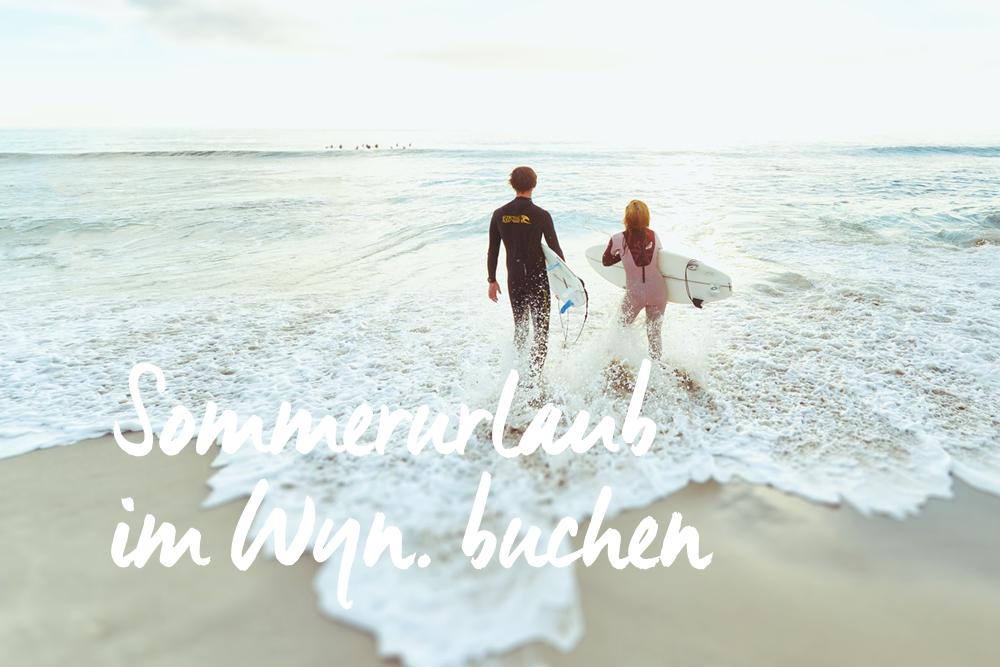 Sommerurlaub auf Sylt buchen im Wyn. Strandhotel Sylt
