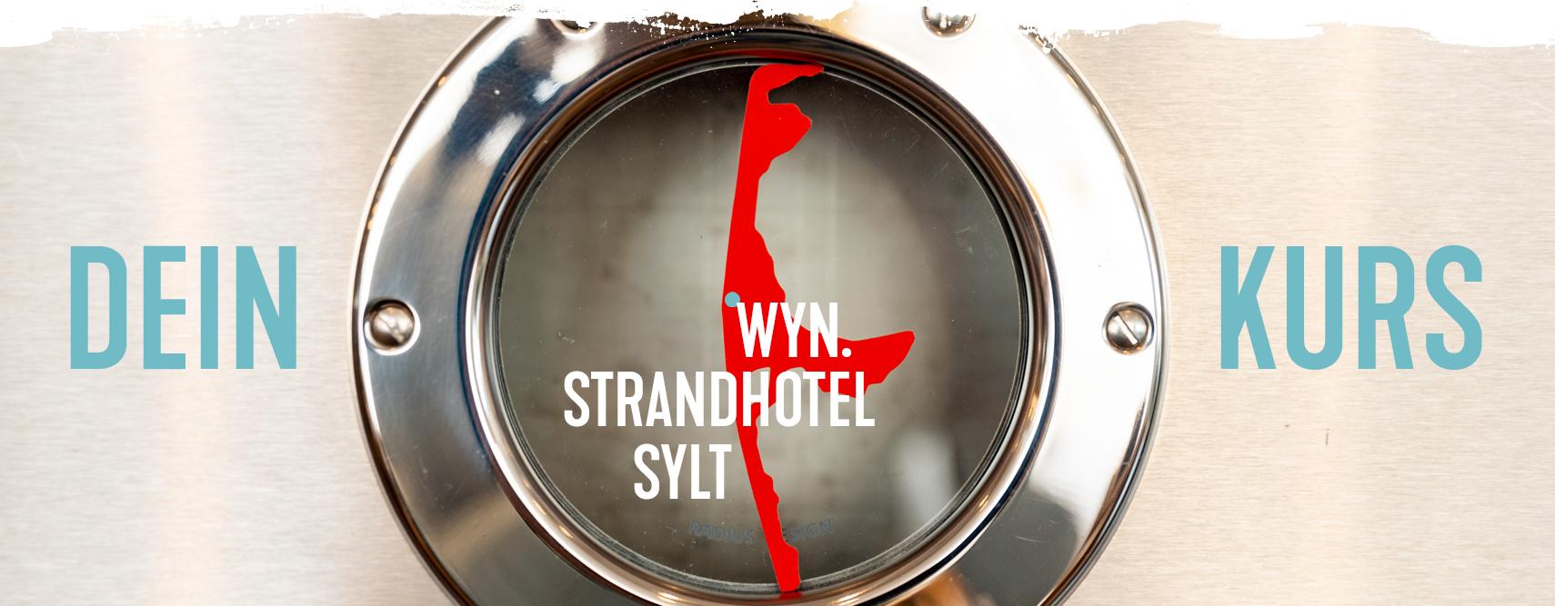 Jobs und Karriere im Wyn. Strandhotel Sylt